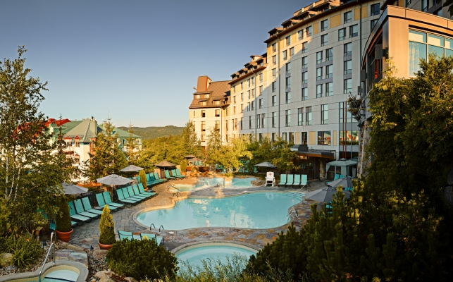 Fairmont Tremblant 2